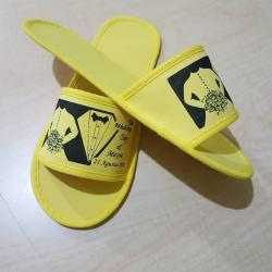 Sandal Hotel Spon Warna 3 mm