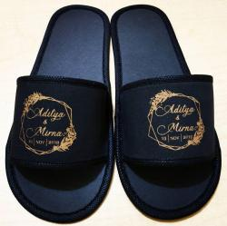 Sandal Hotel Spon Warna 4 mm